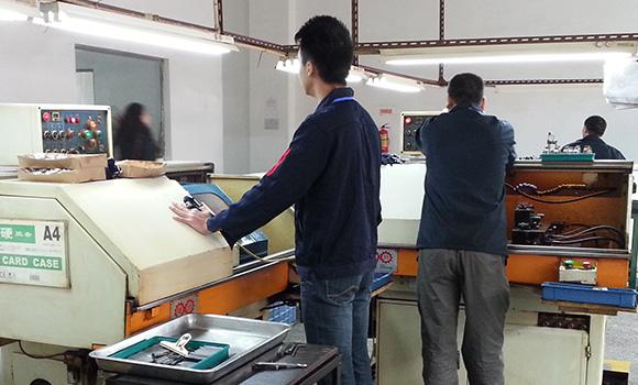 表壳的制作流程