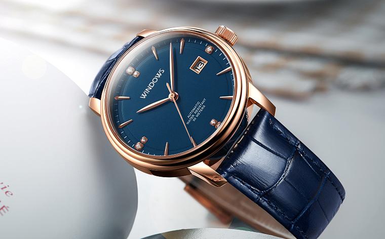 手表厂春节礼品手表定制活动-稳达时