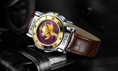 """稳达时为""""男爵""""手表代工,助其独占澳门市场"""